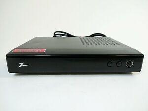 Zenith DTT900 Digital TV Channel Tuner Converter Box ONLY NO REMOTE