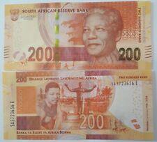 South Africa - 200 Rand 2018 UNC Mandela Lemberg-Zp