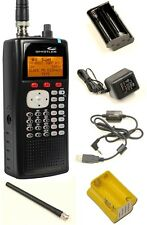 NEW* WHISTLER WS1040 RADIO SHACK PRO-651 GRE PSR-500 P25 DIGITAL SCANNER & CABLE