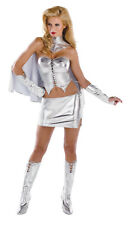 X-Men Days of Future Past Emma Frost Deluxe Female Costume Size 12-14 New 50262