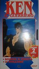 VHS - HOBBY & WORK/ KEN IL GUERRIERO - VOLUME 15 - EPISODI 2