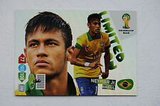 Neymar Limited Edition - Panini Adrenalyn XL FIFA World Cup Brasil 2014