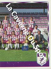 N°178 TEAM EQUIPE  2/2 # BELGIQUE KRC.HARELBEKE STICKER PANINI FOOTBALL 1999