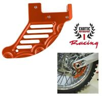 New  REAR BRAKE DISC GUARD FOR KTM SX SX-F XC XCF EXC XCW 125 - 540