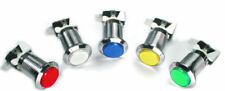Ultimarc Ultralux Illuminated Pushbuttons Chrome - Includes LED US SHIPPER!!!