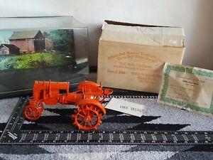 Ertl Allis Chalmers UC 1/16 die-cast farm tractor replica by NB & K Enterprises
