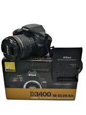 NIKON D3400 18-55 VR KIT DSLR Camera