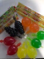 TIK TOK CANDY Dely Gely Fruit Jelly & Jelly Sticks 10/10 pack Tiktok Ship ASAP