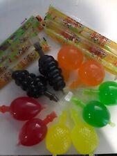 TIK TOK CANDY Dely Gely Jelly Fruit & Jelly Sticks 5/5 pack Tiktok Ship ASAP