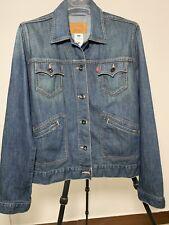 dbd4d83b462e Giubbino Jeans Levis May 201673 Giacca Vintage Tg XL Jacket Levis A+ !