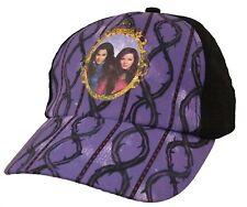Disney Descendants Girls Baseball Hat Cap Adjustable Kids Children Toddler Gift