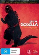 Godzilla Showa Classics - Volume 1 - DVD Region 4