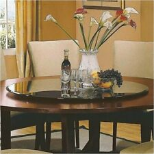 "Bowery Hill Lazy Susan 40"" Round Triple Edge"