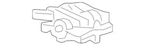 Genuine Toyota Balance Shaft Assembly 13620-0V021