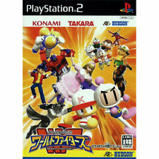 DREAM MIX TV WORLD FIGHTERS NTSC-J JAP PLAYSTATION PS2 1-4P ACTION FIGHTING GAME