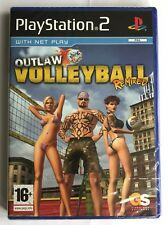PS2 Outlaw Volleyball Remixed (2005), UK Pal, Brand New & Factory Sealed