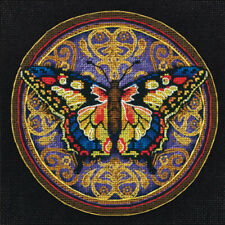 Dimensions Gold Petite Ornate Butterfly Counted Cross Stitch Kit-6