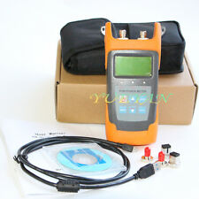 Jw3213 Fttx Pon Fiber Optical Power Meter Digital Fiber Tester Bpon/Epon/Gpon