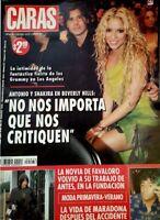 SHAKIRA - Clippings - Caras Magazine Argentina - 2000