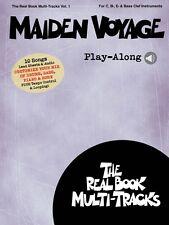 Maiden Voyage Play-Along Sheet Music Real Book Multi-Tracks Volume 1 000196616