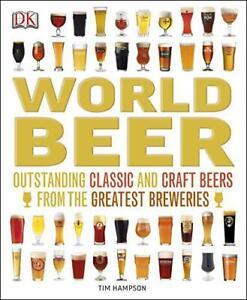 Monde Bière (DK) Par DK, Très Bon Used Livre (Couverture Rigide) Gratuit