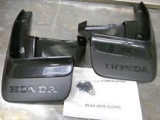 1990-1991 Genuine Honda CRX Rear Mud Guard Set 08P09-SH2-100