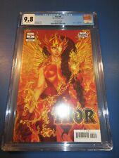 Thor #9 Frison Phoenix Variant CGC 9.8 NM/M Gorgeous Gem Wow