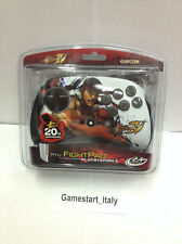 CONTROLLER WIRELESS FIGHTPAD STREET FIGHTER RYU EDITION (PS3) NUOVO NEW SEALED