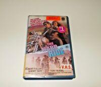 The Hard Ride  VHS Pal Big Box Ex Rental