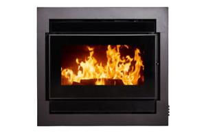 Kent Calisto Large Insert Wood Heater (Not including flue kit)