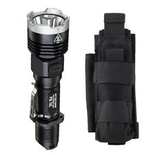 Combo: Nitecore P16 Tac 1000 Lumens Flashlight -CREE XM-L2 U3 w/NCP30 Holster