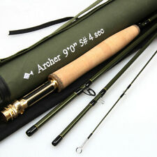 7'/8'/9' Fly Rod 3 4 5 8WT Fast Action 36T Carbon Fiber Fly Fishing Rod Fly Tube