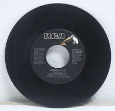 "Elvis Presley- She Thinks I Still Care/Moody Blue- 7"" Vinyl LP RP101"