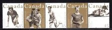 1996-Canada SC#1612ai-Canadian Olympic Gold-Strip of 5 Stamps Lot A128 M-NH