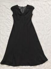 Jones New York Size 12 Petite Black Dress