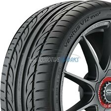 2 New 255/35-19 Hankook Ventus V12 EVO2 All Season 320AAA Tires 2553519