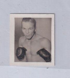 1948 Kelloggs Pep  TONY ZALE  Middleweight Champion   Rookie