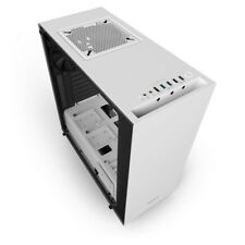 Cajas NZXT de acero para ordenador sin fuente de alimentación incluida