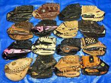 "Baseball Softball Mitt Glove Catchers Adult 11.5"" 12"" 12.5"" 13 Right Left Handed"