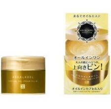 ☀ Shiseido Aqualabel Special Gel Cream Oil All In One 1 Line Moisturiser 90g Jp☀