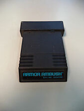 Vintage Atari 2600 Game Cart Only Armor Ambush Tested & Works