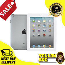 Apple iPad 2nd Gen 16GB, Wi-Fi - 9.7in - White  - GOOD CONDITION