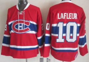 Canadiens Red Guy Lafleur Jersey M, L, XL, 2XL, 3XL