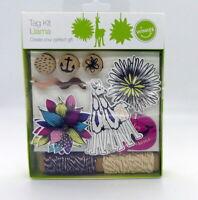 Kit d'étiquettes Lama de Winkee pour loisirs créatifs