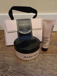 Mary Kay I Love Extra Emollient Night Cream Gift Set (2.4oz Jar + 0.24oz ) RARE