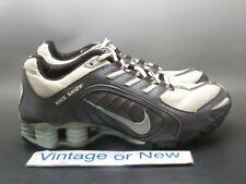 a40dbfbb4ec8e6 Women s Nike Shox Navina Bone Brown Teal 313809-201 Running Shoes 2007 sz  6.5