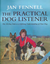 FENNELL JAN DOG TRAINING BOOK THE PRACTICAL DOG  LISTENER hardback BARGAIN new