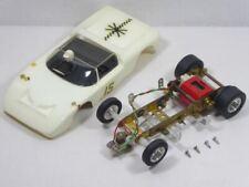 Monogram Ford GT Spyder - 1/24 vintage Slotcar -  TOP! (F5520)