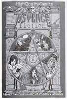 PSYENCE FICTION #1/2  Ashcan, Occult, Promo,1998,VF/NM