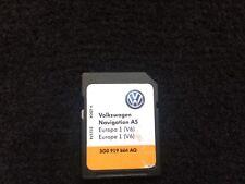 Genuine VW Passat Sat Nav Navigation comme Carte SD Europe 1 V6 2017 3G0919866AQ